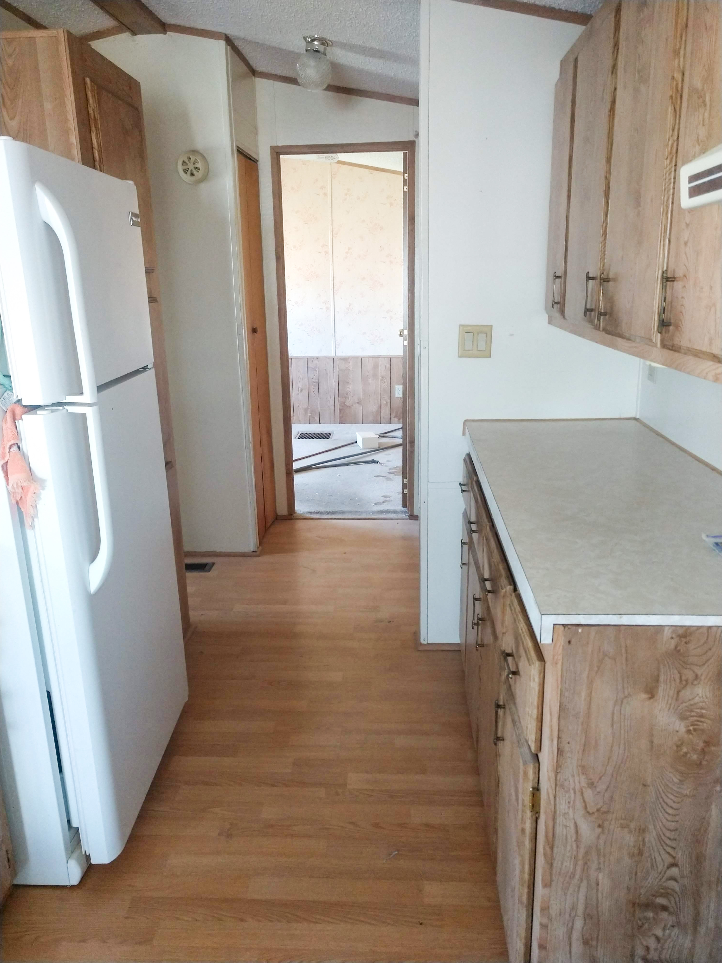 Fully equipped kitchen and other amenities at our RV park