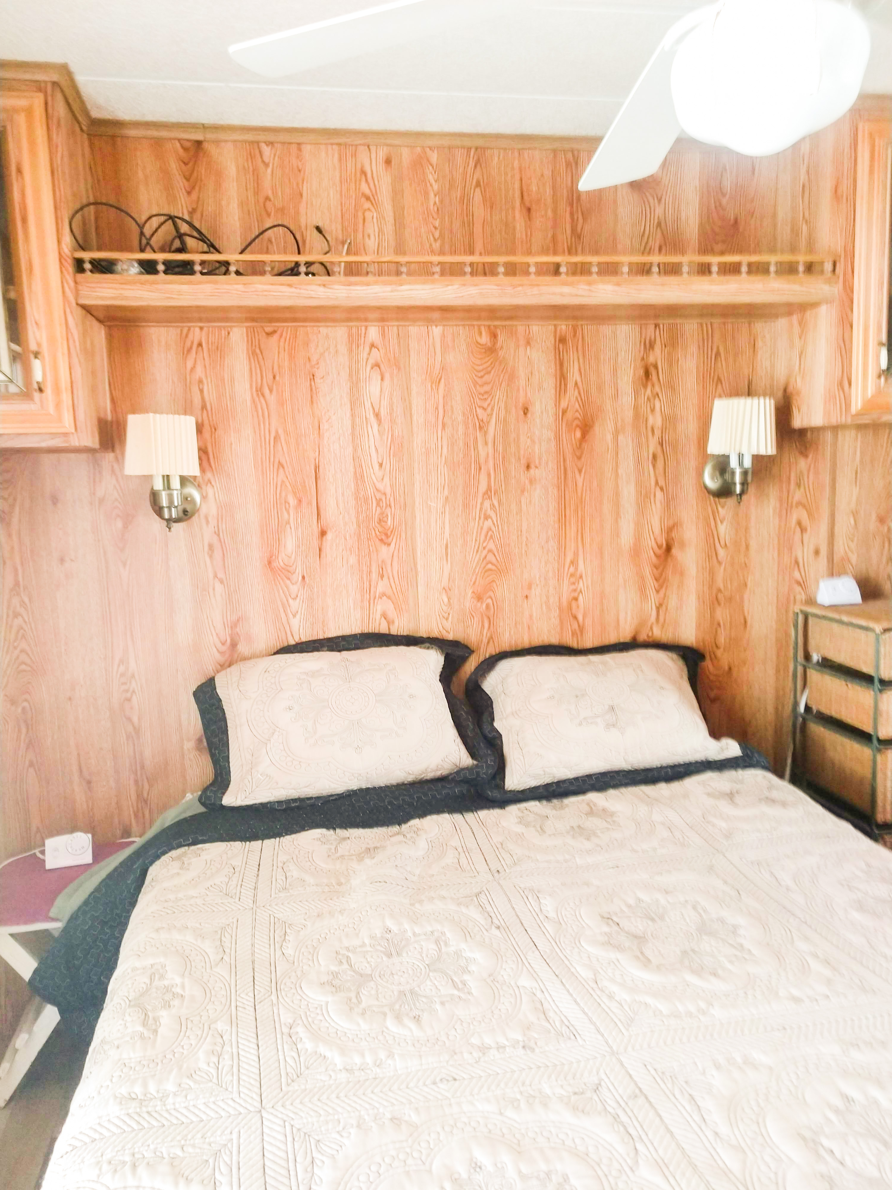 Fully furnished facilities for convenience at Garden Oasis RV park in Yuma